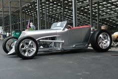 T-Bucket Roadster   1927 T-Bucket Roadster SEMA Show Car - THE H.A.M.B.