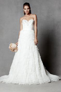 Watters - Spring 2014 Bridal Collection - Chara Wedding Dress