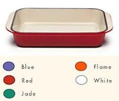 Le Creuset 8 x 1175 in Small Roaster  Cherry >>> Continue to the product at the image link.(This is an Amazon affiliate link)