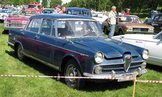 Alfa Romeo 2000 berline 1960