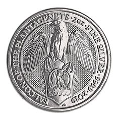 These silver coins for sale are twice the size of other popular bullion coins for sale, such as the fine silver American Eagle bullion coin or Canadian Silver Maple. Silver Coins For Sale, Old Silver Coins, Bullion Coins, Silver Bullion, Silver Bars, Coin Collecting, British Royals, Precious Metals, Beast