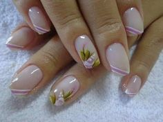 32 Fantastic And Stylish Nail Art Designs