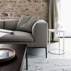 Michel 206cm Sofa by B&B Italia - Antonio Citterio