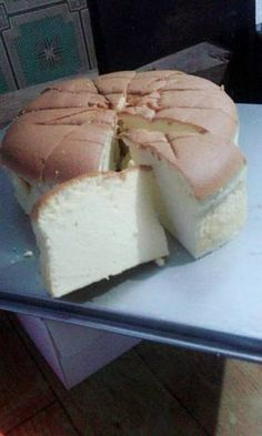 Ogura cake lembut Bolu kapas