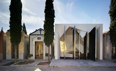 15 Spectacular Buildings Where Origami Meets Architecture - http://freshome.com/2013/02/12/origami-inspired-buildings-architecture/