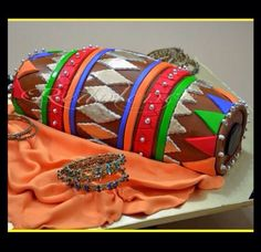 Dhol cake