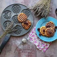 Griss Hard Stone Waffle Tava Ayrıntılarını göster