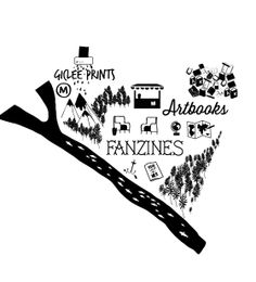 Paris Art Store - Sergeant Paper by Alexandra De Assunçao, via Behance