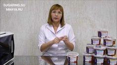 Советы Елены Маая по выбору и применению пасты для шугаринга (сахарной д...