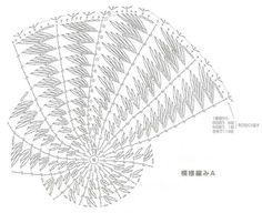 Graficos y Crochet: agosto 2013