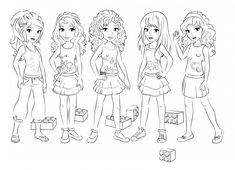 Brilliant Image of Lego Friends Coloring Pages . Lego Friends Coloring Pages Last Minute Lego Friends Coloring Pages And Ne 12349 Unknown Lego Coloring Pages, Coloring Pages For Girls, Coloring Pages To Print, Printable Coloring Pages, Coloring Sheets, Coloring Books, Coloring For Kids, Lego Friends Birthday, Lego Friends Party