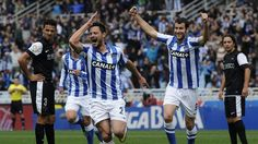 Real Sociedad 4 – 2 Málaga | Hora Punta http://www.horapunta.com/noticia/6645/DEPORTES/Real-Sociedad-4--2-Malaga.html