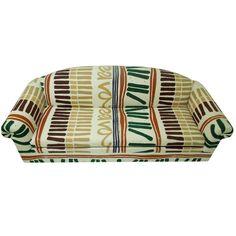 Custom-Made 1980s Sofa from a Steve Chase Estate | 1stdibs.com