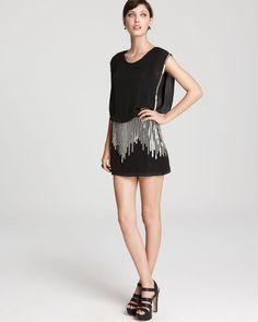 Parker Combo Dress - with Beading | Bloomingdale's#fn=spp%3D58%26ppp%3D96%26sp%3D5%26rid%3D61