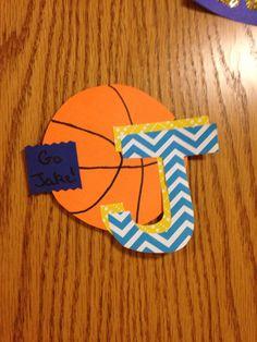 Basketball fireups!