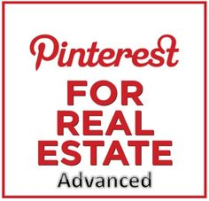 Strategies for Pinterest in your Real Estate business part 2-Creating Your Brand-Using keywords-Identifying your customers and their habits-What is your purpose? Connect? Educate? Sell?-What are your goals? Revenue increase, Sales increase, Referral Partners increase?-Consistency-More Board Ideas -How to Get FollowersIt's going to be jammed packed with info so don't be late… http://agentsgrowingtogether.com/