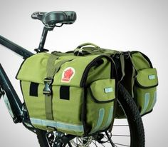 Double-Bicycle-Seat-Bag-Pannier-Rear-Bike-Pouch-Waterproof-Trunk-Rack-Carrier