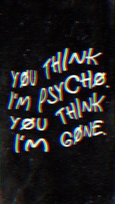 Cute wallpapers · tell the psychiatrist something is wrong wallpaper iphone neon, sad wallpaper, wallpaper quotes, Wallpaper Iphone Neon, Glitch Wallpaper, Mood Wallpaper, Dark Wallpaper, Screen Wallpaper, Wallpaper Quotes, Black Aesthetic Wallpaper, Aesthetic Iphone Wallpaper, Aesthetic Wallpapers