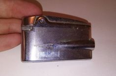 Vintage Cigarette Lighter by Ronson Adonis Model by 5of6sisters