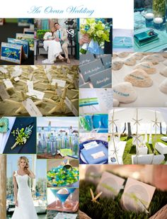 ocean theme weddings - Bing Images