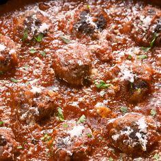 Free Keto Recipes, Easy Healthy Recipes, Low Carb Recipes, Beef Recipes, Vegetarian Recipes, Cooking Recipes, Comida Keto, Keto Meatballs, Indian Food Recipes