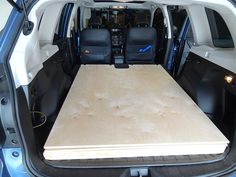 sleeping in the back (merged thread) - Page 17 - Subaru Forester Owners Forum