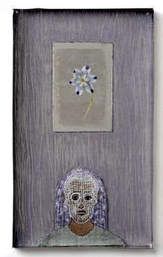 Ulla Pohjola - Finland Finland, Fiber, Textiles, Quilts, Embroidery, Image, Home Decor, Day Of The Dead, Death
