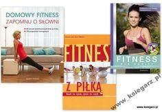 Fitness z piłką Ruch+Dla kobiet z płytą DVD+DOMOWY