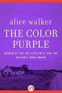 Today's selection to celebrate Banned Books Week is The Color Purple by Alice Walker. The list of American high schools that banned this book is impressive. The Color Purple Book, Purple Books, Color Box, I Love Books, Good Books, Books To Read, Alice Walker, National Book Award, Reading Rainbow