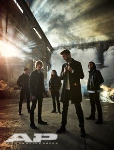 Of Mice & Men -- AP 308 (Photo credit: Jonathan Weiner)