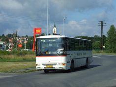 Hay un autobus