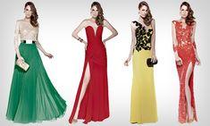 Vestidos para Festas - http://www.espacomulher.org/vestidos-para-festas/