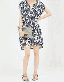 하와이안 드레스 21,000원