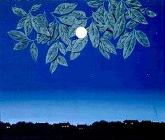 """""""Le Beau Monde"""" René Magritte /surrealisme [peinture]"""