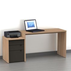 Home Improvement, Renovation & Hardware Store- Home Improvement, Renovation & Hardware Store Nexera Infini-T Reversible Desk Panel and Drawer Unit – Lowe& Canada - Study Table Designs, Office Table Design, Office Furniture Design, Modular Furniture, Home Decor Furniture, Home Desk, Home Office Desks, File Cabinet Desk, Filing Cabinet