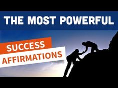 Affirmations for Success ★ Become a Success Magnet! ★