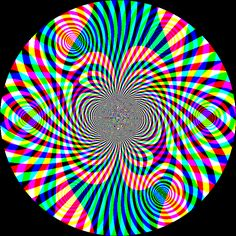 Untitled by James A Hagelskamp on SoundCloud Brand new! Optical Illusions Pictures, Optical Illusion Gif, Illusion Pictures, Art Optical, Illusion Art, Op Art, Animated Heart Gif, Animiertes Gif, Trippy Gif