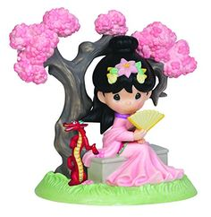 Precious Moments Disney Mulan Under Cherry Blossom Tree Figurine Precious Moments http://www.amazon.com/dp/B00PNM4JJS/ref=cm_sw_r_pi_dp_9dWNub1A662CH