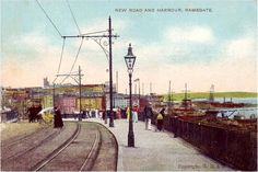 New Road and Harbour, Ramsgate