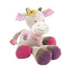 Alizee the Cow soft toy  www.koochiebaby.ie