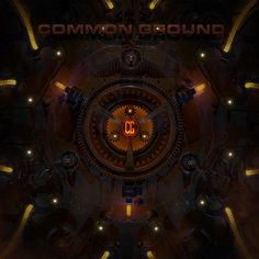 """""""Common Ground"""" CD cover. Rendered from a scene I built in Maya 2015, Rendered in Arnold and post processed in Photoshop CS5. About 175 hours to complete. That's not a typo."""