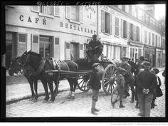 Passage de troupes alliées près de Compiègne : [photographie de presse] / [Agence Rol]