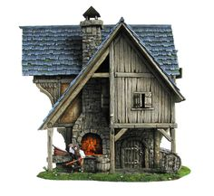 medieval forge - Google Search