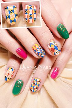Art of nail design http://blog.urania.com.tw/?p=933