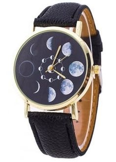 Moon Phases Watch $15.66