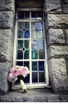 stained glass Love this idea; my back porch is enclosed with french doors....IDEA!!!!!