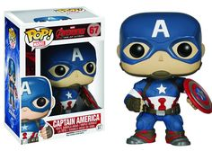 Funko Pop Marvel Series - PopVinyls.com   wishlist