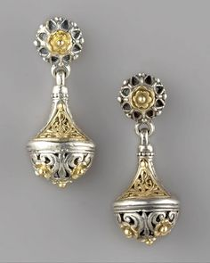 Konstantino, one of my favorite jewelry designers!