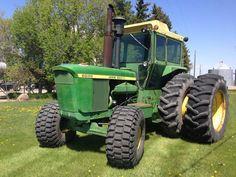 Old Farm Equipment, John Deere Equipment, Heavy Equipment, Old John Deere Tractors, Farmall Tractors, Agriculture Tractor, Farming, John Deere 6030, New Tractor