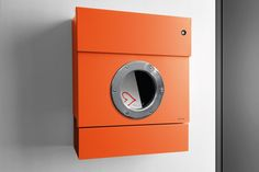 LETTERMAN 2 mailbox w/ door bell switch 359 EUR
